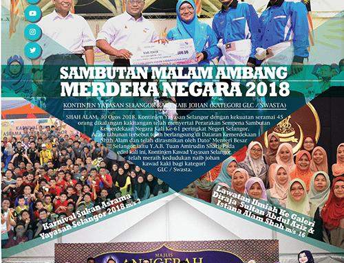 Buletin Mei – Ogos 2018