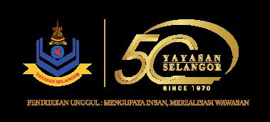 Yayasan Selangor Logo